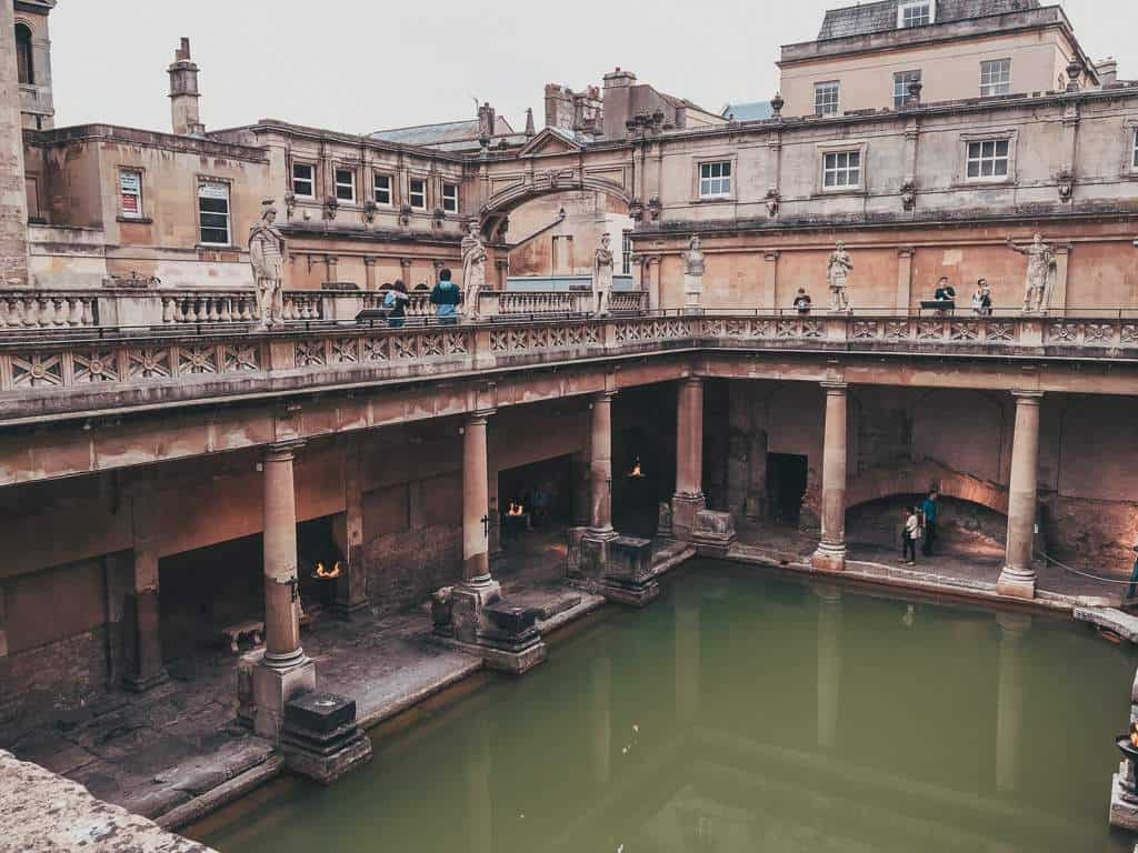 england's best weekend breaks - Bath