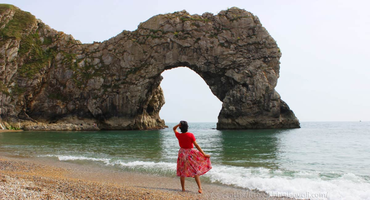 Day trips from London - Durdle Door