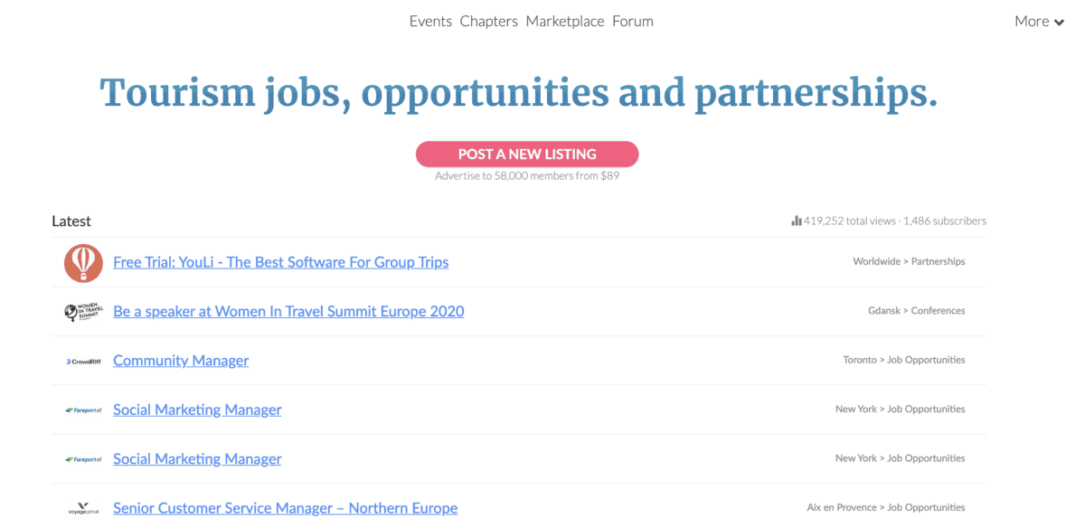best startup jobs