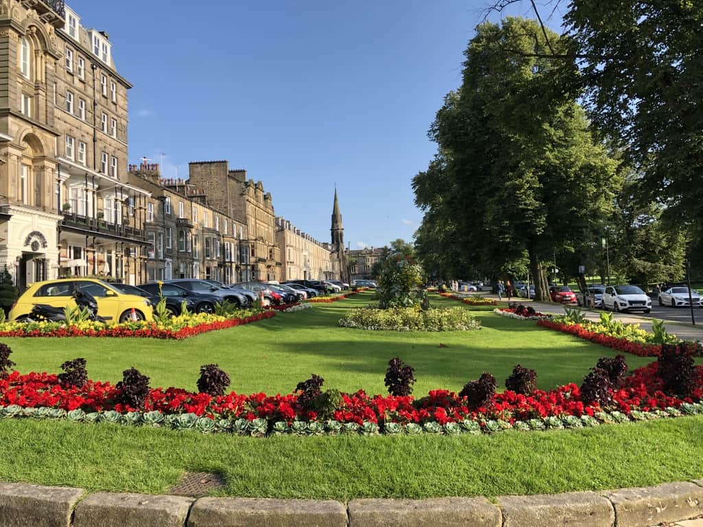 Harrogate - best weekend breaks in the UK