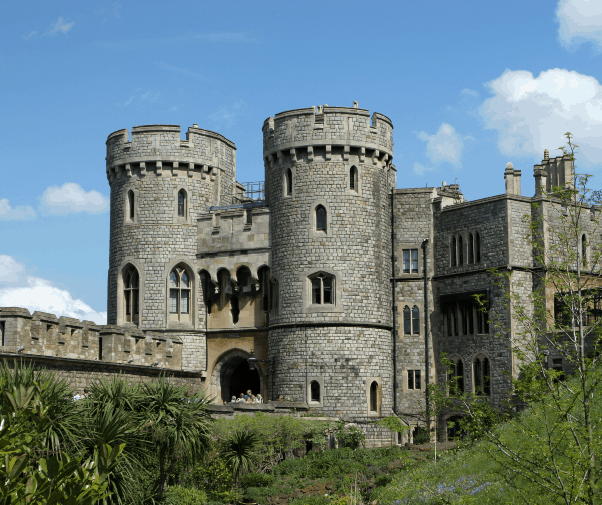 day trips from London - Windsor