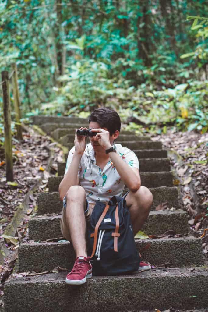 5-day road trip in Costa Rica in winter: Manuel Antonio, Herradura and Arenal