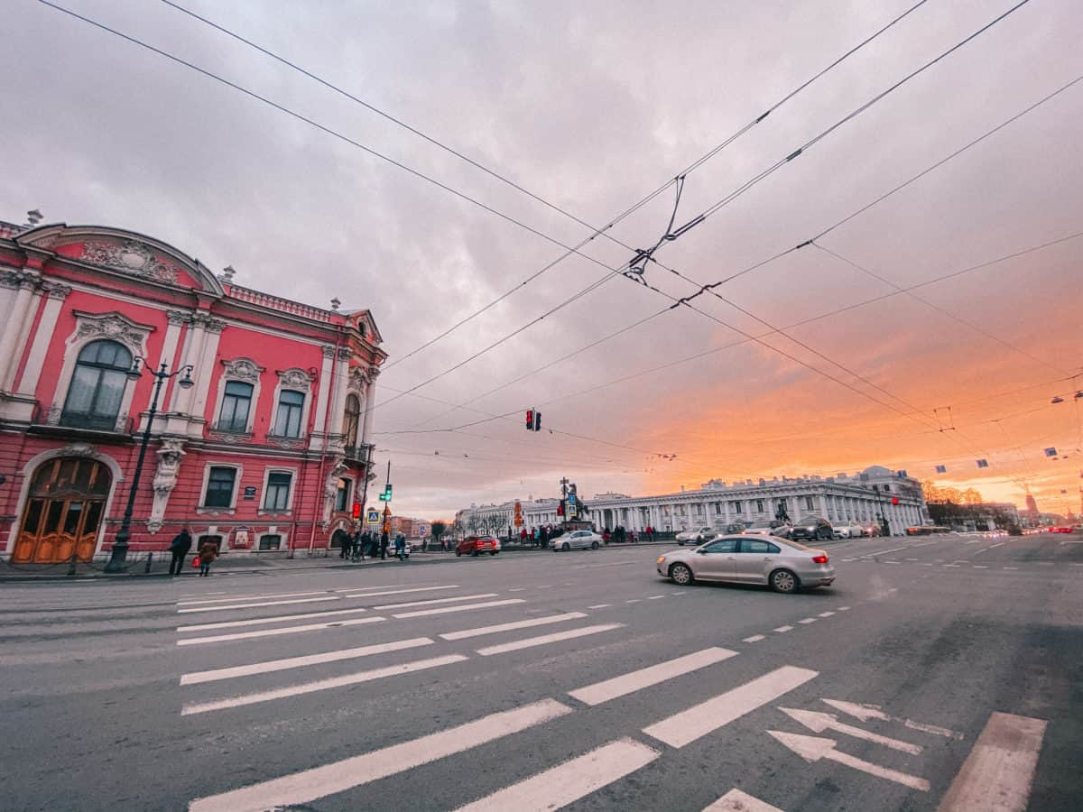 7 days in Russia: what to do?