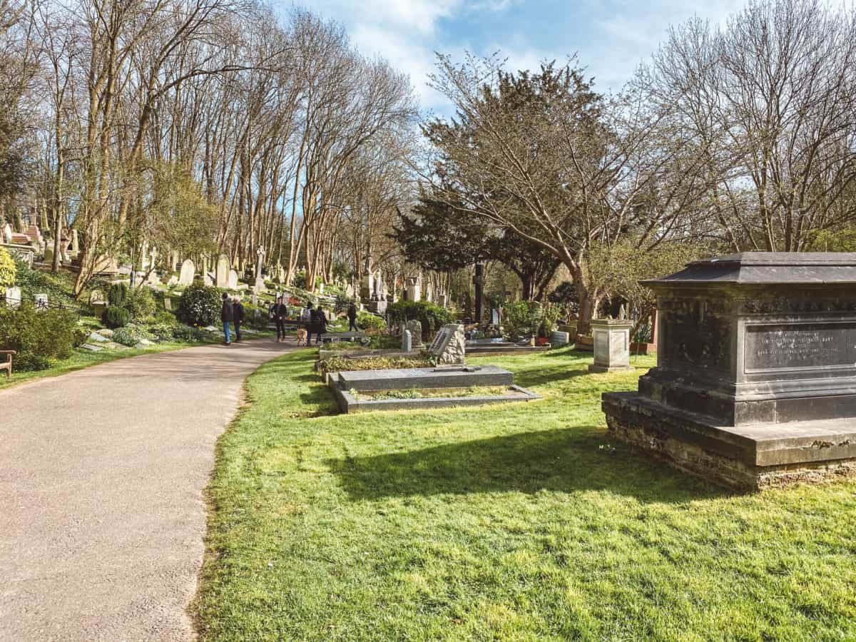 Things to do in Highgate London