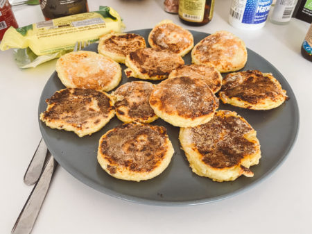healthy cottage cheese pancakes recipe