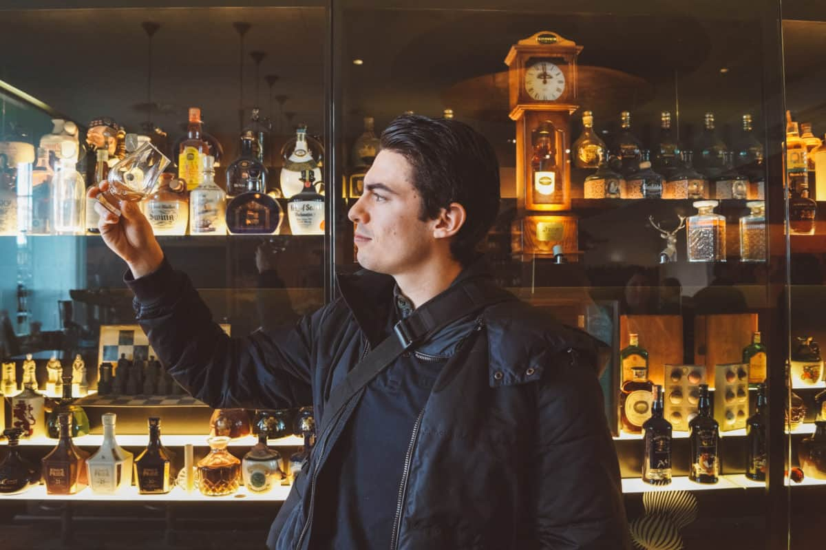 Edinburgh Whisky Experience
