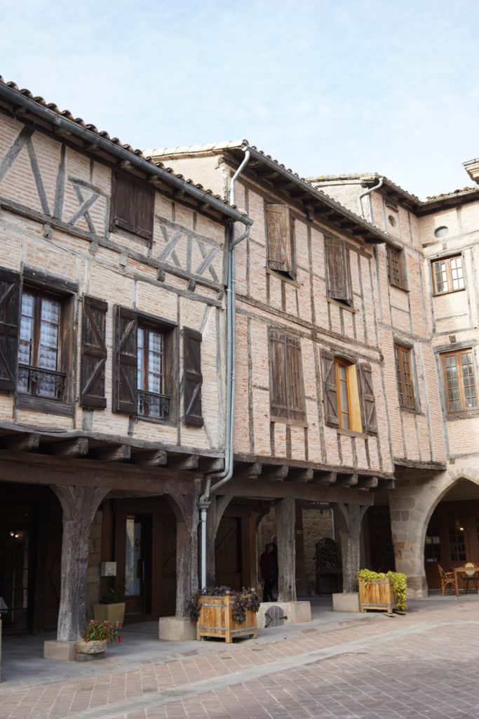 The most beautiful villages in France - Castelnau de Montmirel