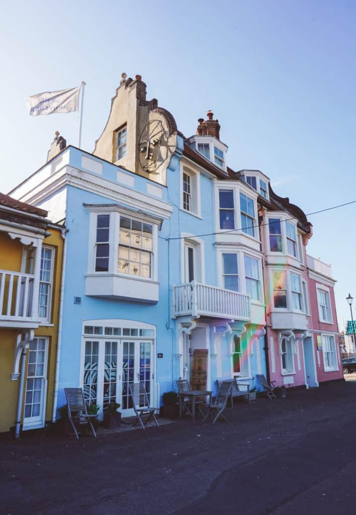 Aldeburgh in Suffolk