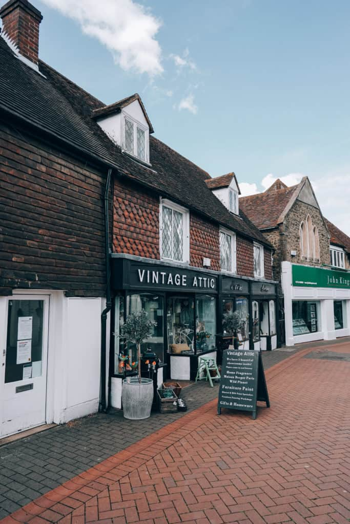 Sevenoaks, Kent - best things to see