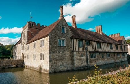 MOST SCENIC CIRCULAR WALK NEAR LONDON: SEVENOAKS, KNOLE & IGHTHAM MOTE
