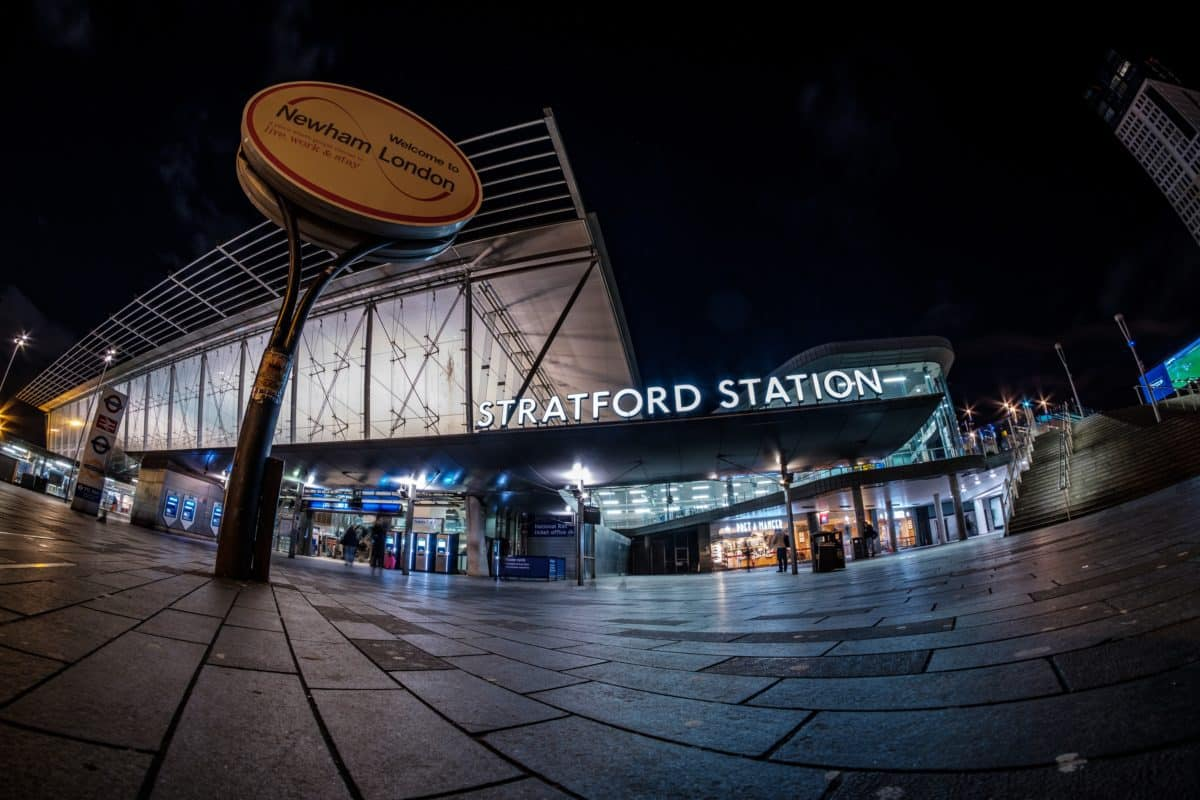 Stratford - worst areas to live in London