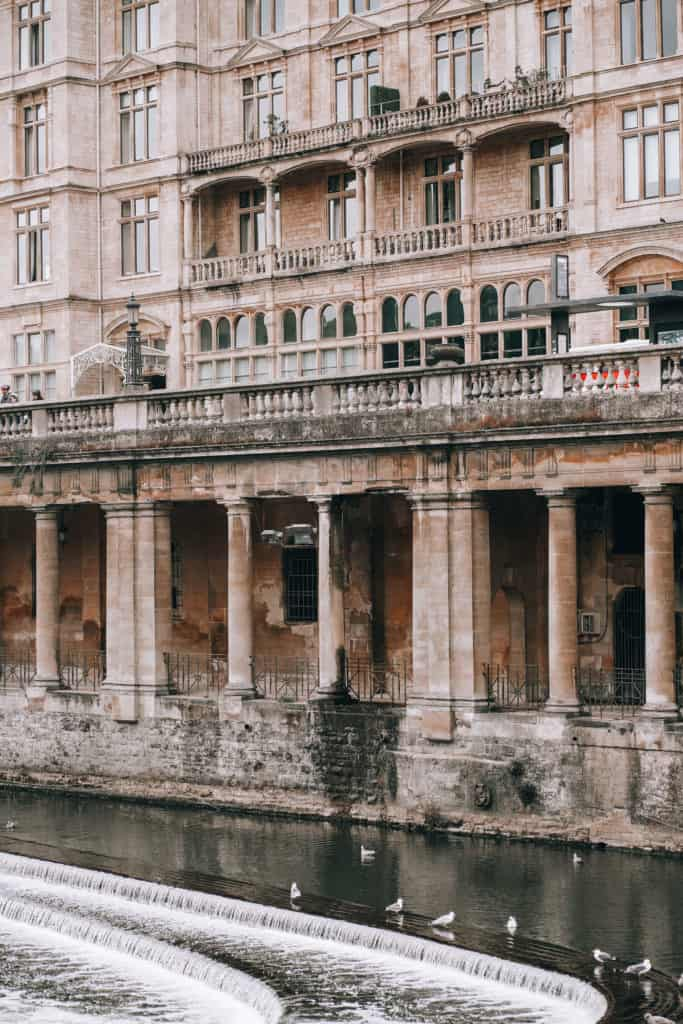 Things to see in Bath in 1 day (and one evening):