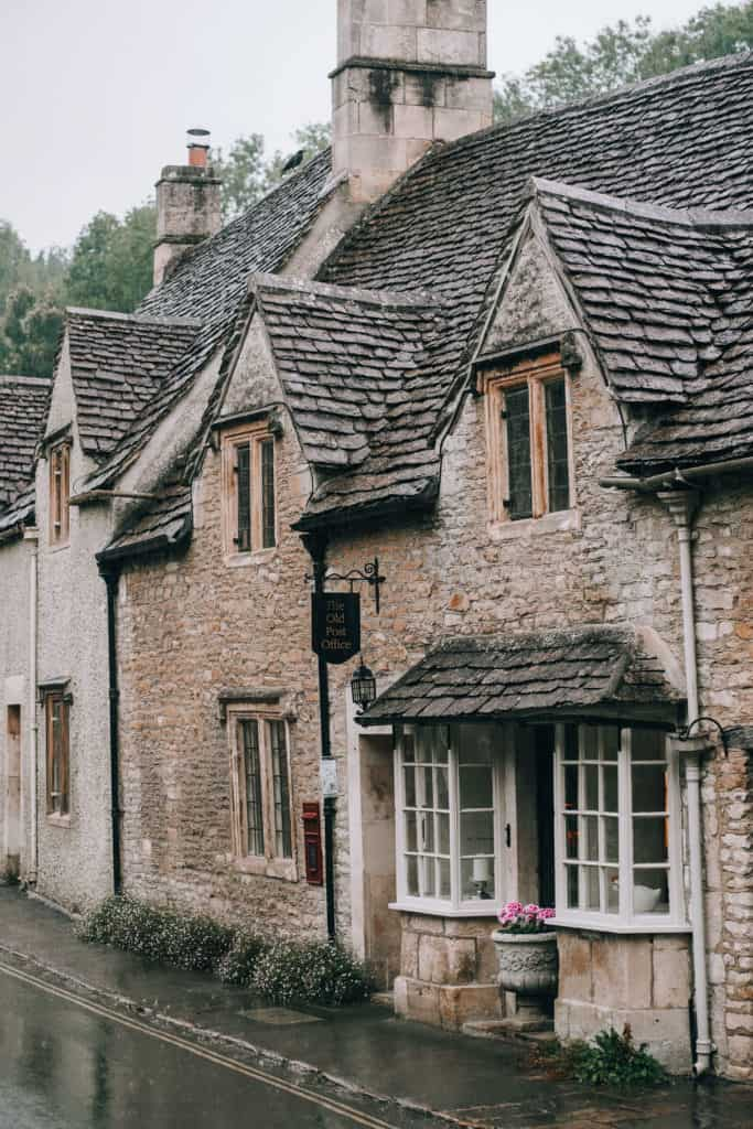 Castle Combe Most beautiful Cotswolds villages and towns
