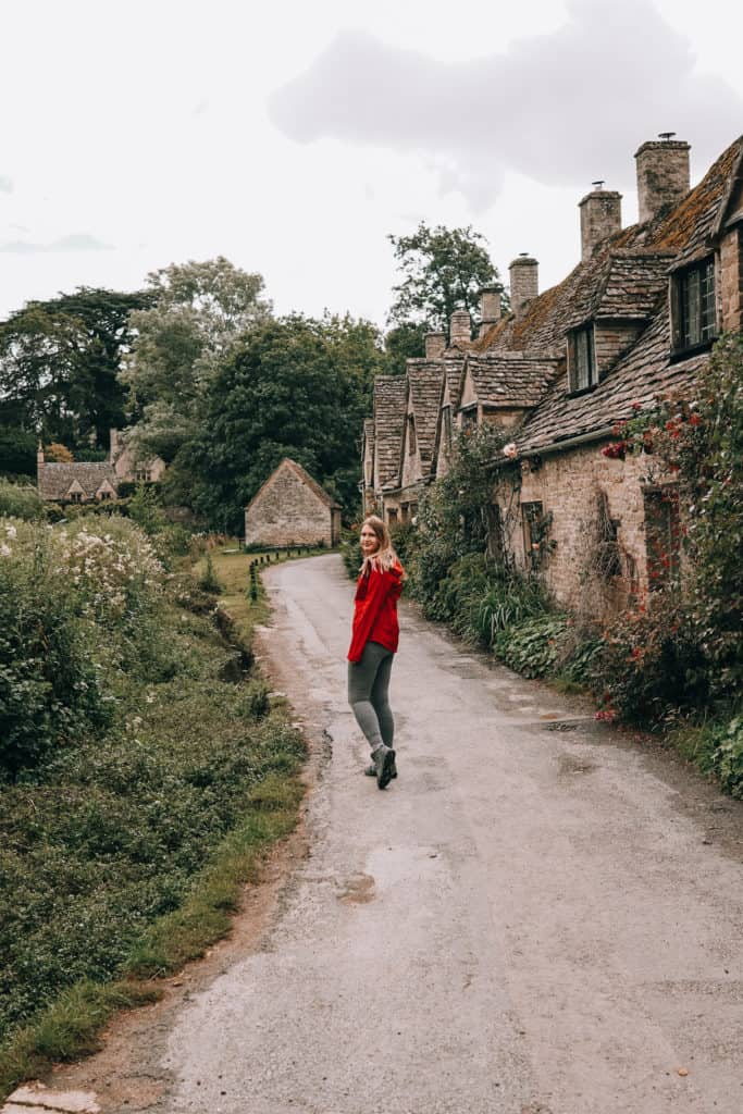 Bibury most Instagrammable places in Cotswolds