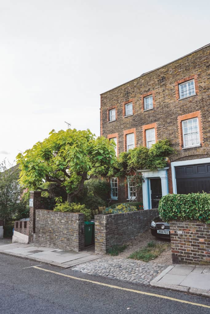 best areas to live in London - Greenwich