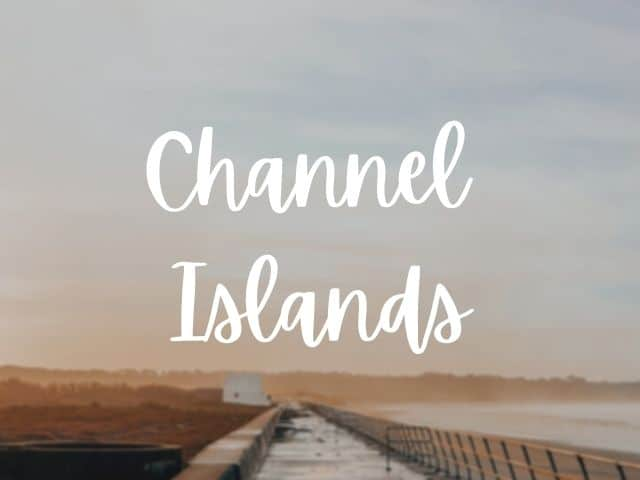 Channel islands travel