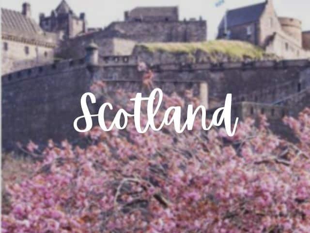 Scotland travel