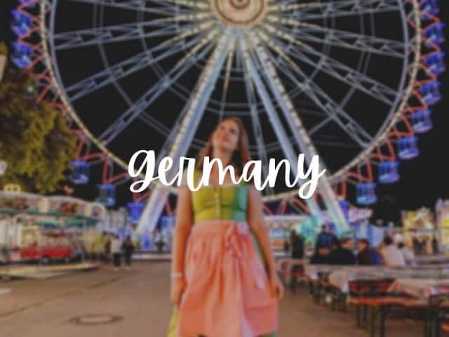 Germany blog posts