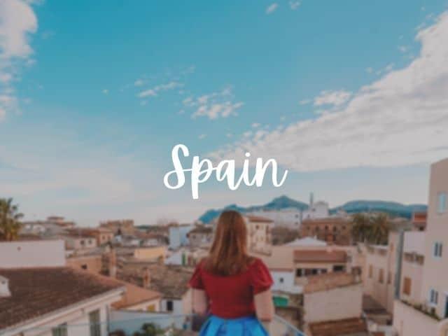 Spain blog posts