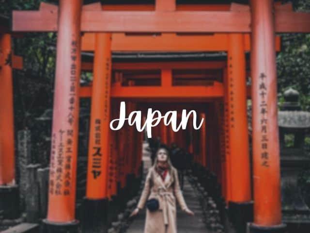 Japan blog posts