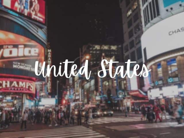 US blog posts