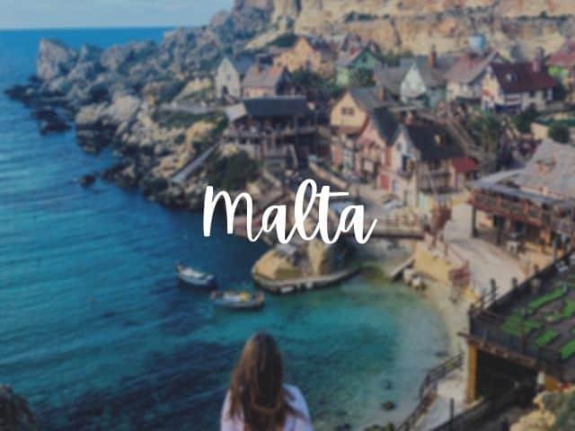 Malta blog posts