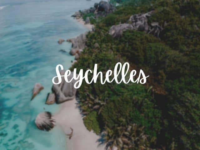 Seychelles blog posts