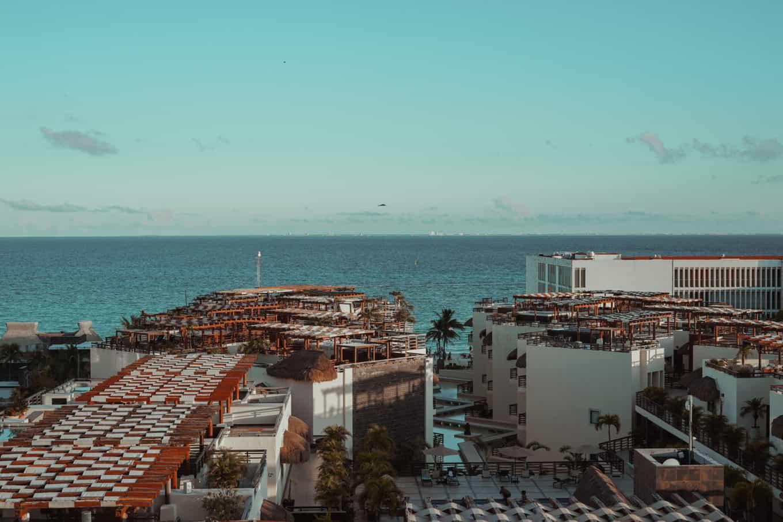 Cheap hotels in Playa del Carmen Reef 28