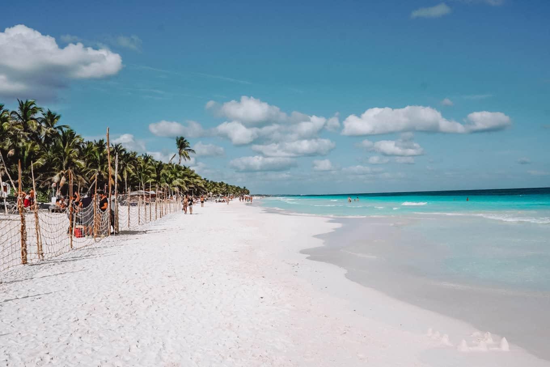 Playa del Carmen vs Tulum comparison - the best beach destination in Mexico