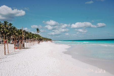 Playa del Carmen vs Tulum comparison - the best beach destination in Mexico