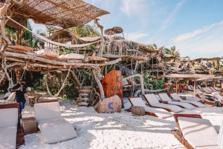 The most Instagrammable Hotels in Tulum Zona Hotelera & Centro!
