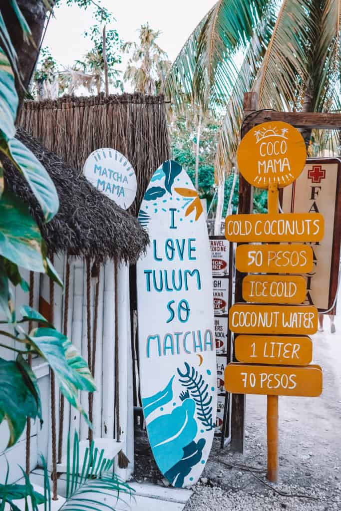 Best areas to stay in Tulum: Aldea Zama, La Valetta, Tulum Centro or Zona Hotelera