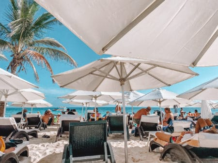 The Guide To The Best Beach Clubs in Playa del Carmen: Prices, Times & More