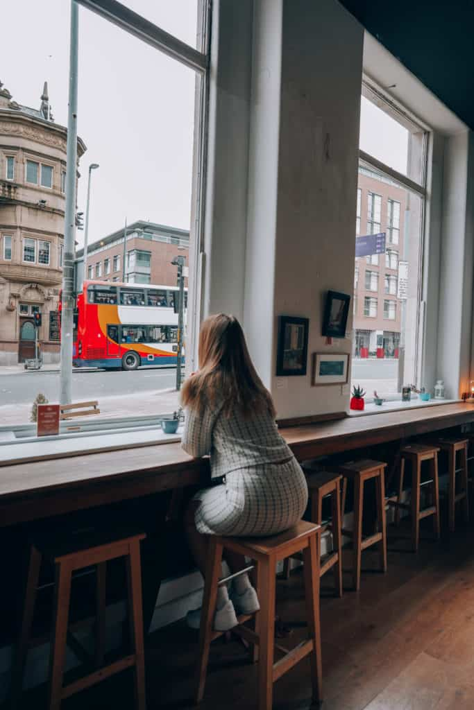 Coffee shops in Liverpool