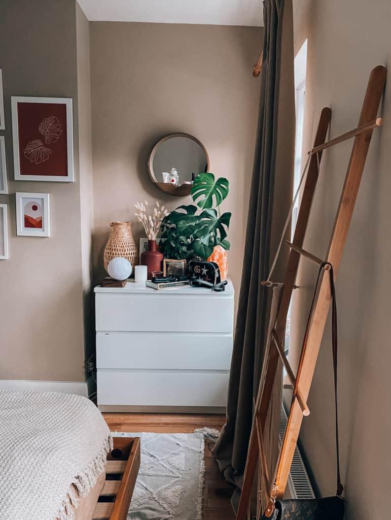 Boho bedroom ideas, bedroom inspiration