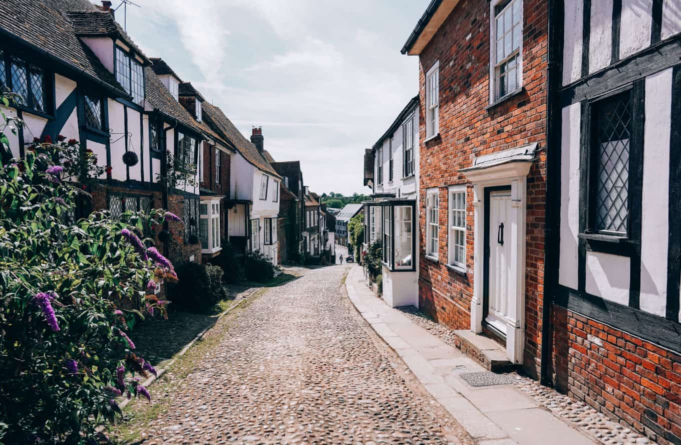 Sussex Day Trip from London: Rye, Battle and Hastings