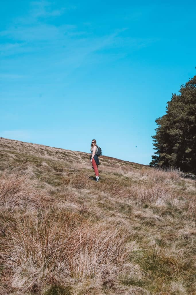 The best hike in North York Moors: Chop Gate, Cold Moor & The Wainstones