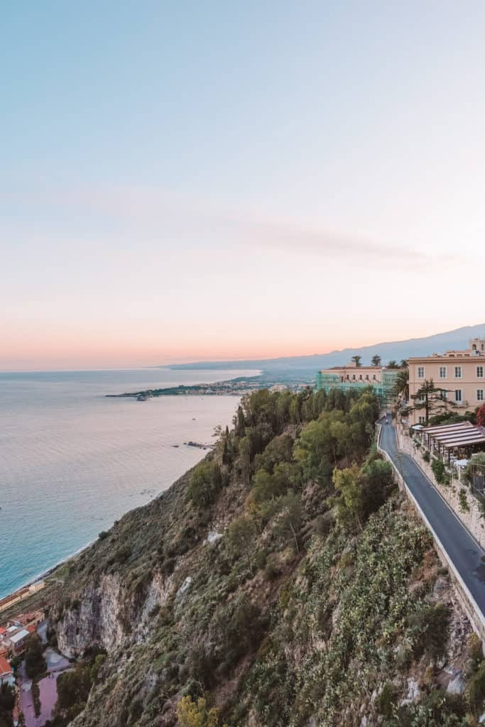 Taormina, 7 days in Sicily road trip