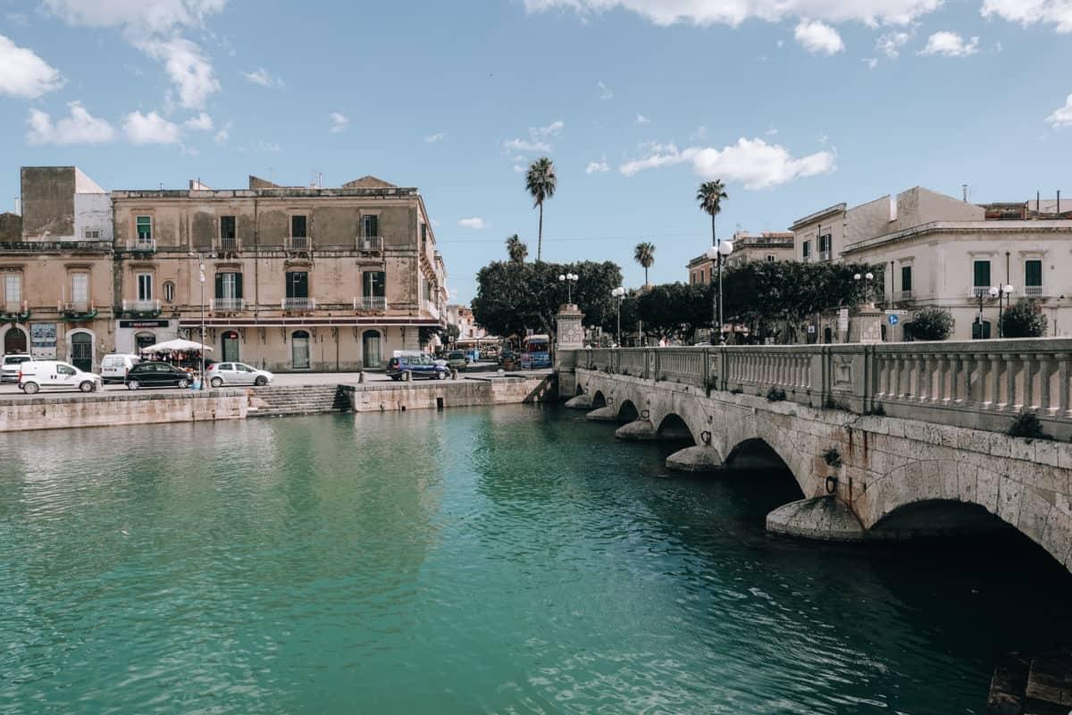 Ortigia, Sicily road trip