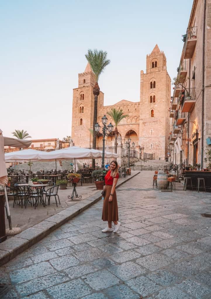 Cefalu, 7 days in Sicily road trip