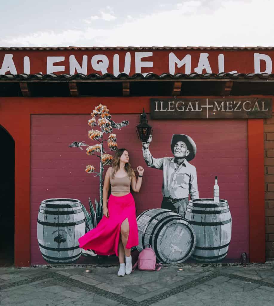 Mezcal in Oaxaca