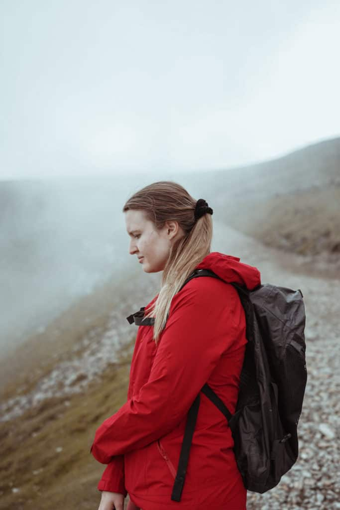 Hiking Snowdon for the first time - Llanberis path