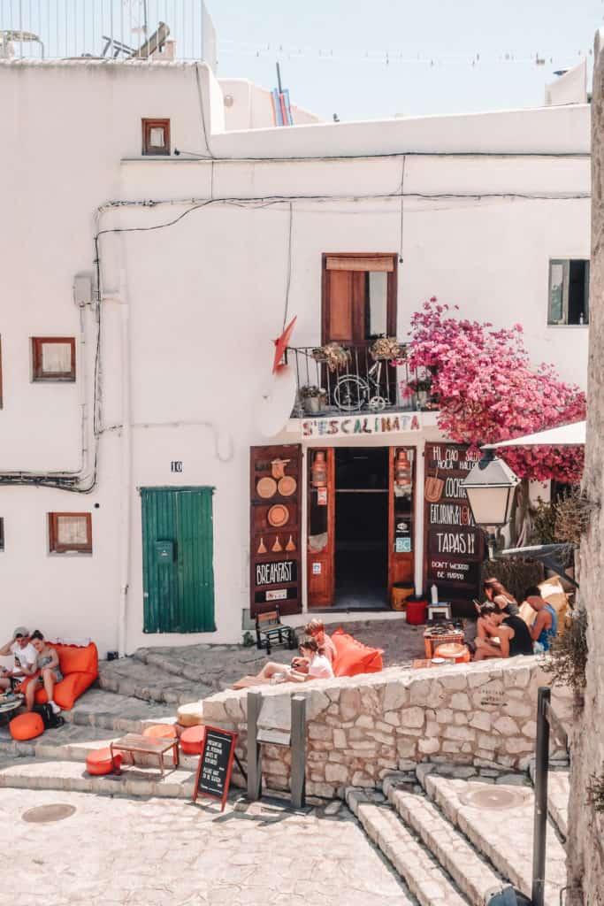 Best beaches in Ibiza City centre