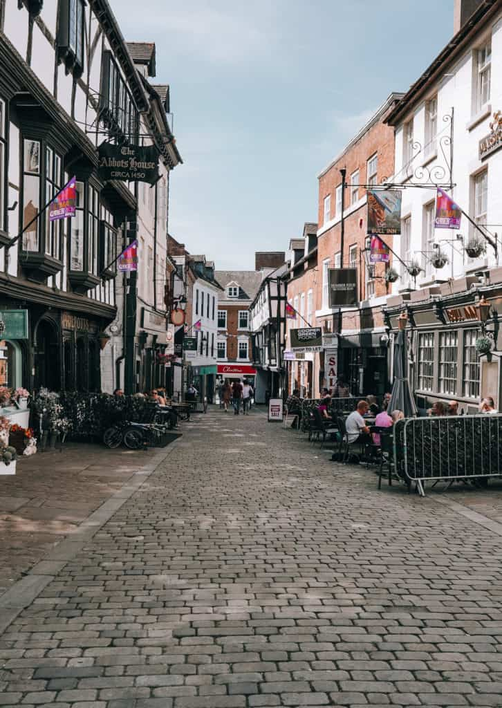 15 most underrated places, cities and towns in England & the UK Shrewsbury
