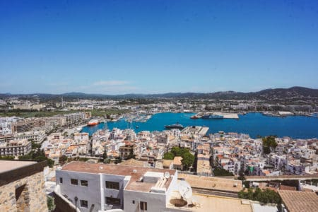 The best beaches in Ibiza Town: where to swim in Ibiza city centre