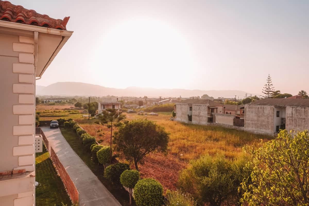 Zakynthos itinerary by car