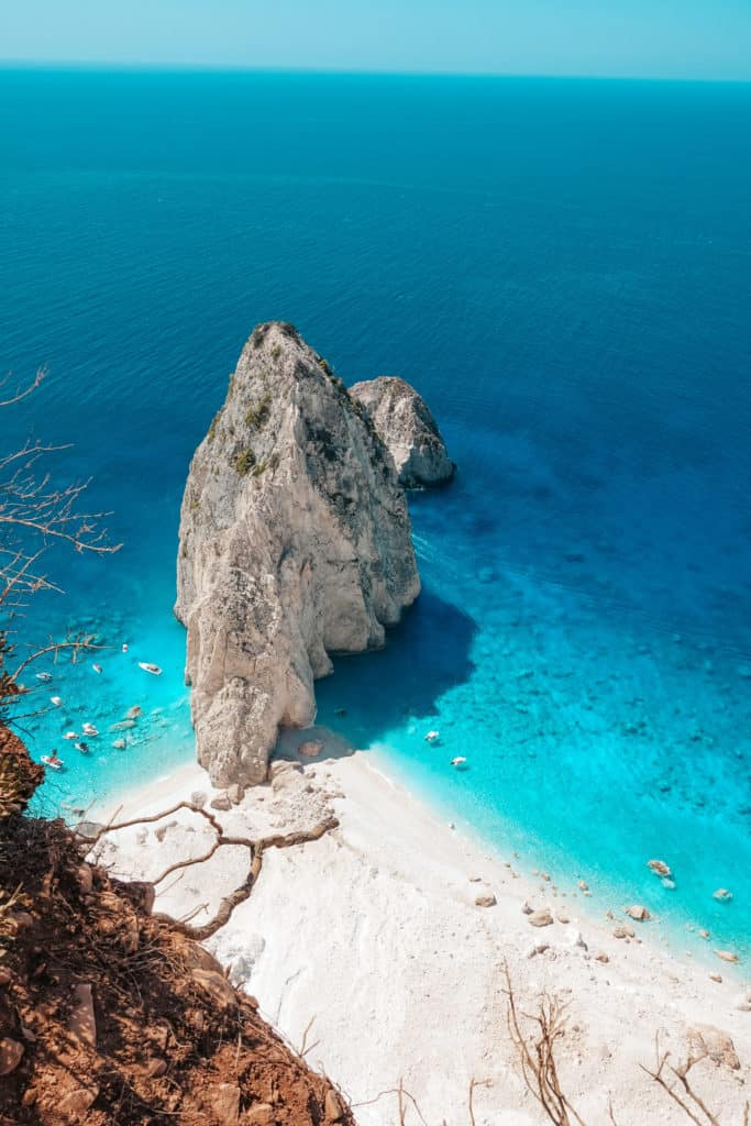 Zakynthos in 5 days. Mizithres View