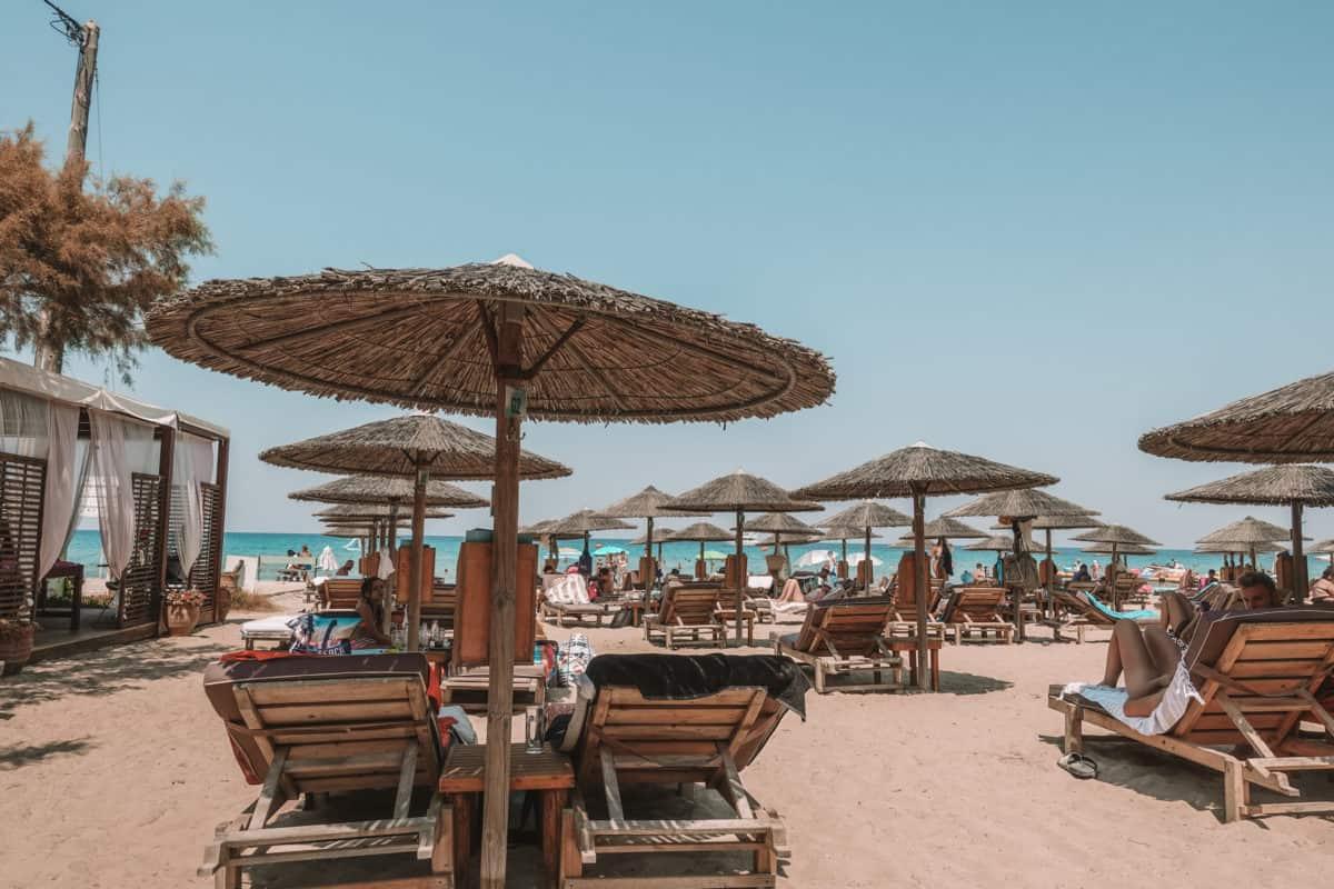 Seacret Bar Tsilivi